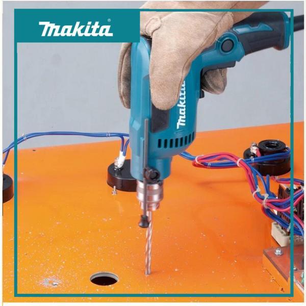 Máy khoan cầm tay Makita DP2011 đầu sắt - 370W mũi khoan 6.5mm