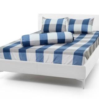 [SIÊU GIẢM GIÁ] Bộ drap 4 món (1 ga +1 vỏ gối ôm+2 vỏ gối nằm 160 200cm - bộ ga 4 món - bộ ga trải giường cotton thumbnail