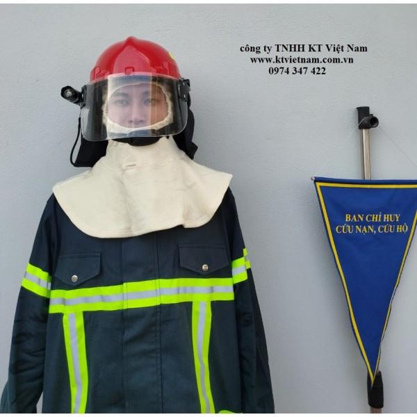 Mũ Chữa Cháy Ktfh500 Có Kiểm Định