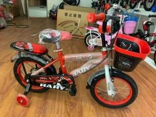 Xe đạp cỡ 16 inh - cho bé trai 5-8 tuổi thumbnail