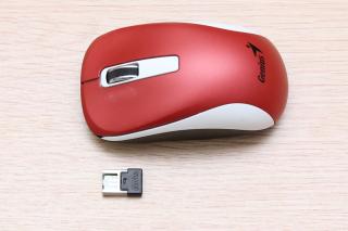 Chuột không dây Genius NX 7010 -Thao tác dễ dàng, thuận lợi kèm pin AA thumbnail