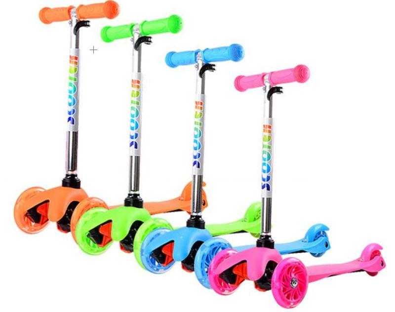 Mua Xe Trượt Scooter K01 - Dành cho bé từ 3 đến 9 tuổi