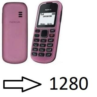 Điện thoại Nokia 1280 Chính Hãng - Đủ màu - Full chức năng thumbnail