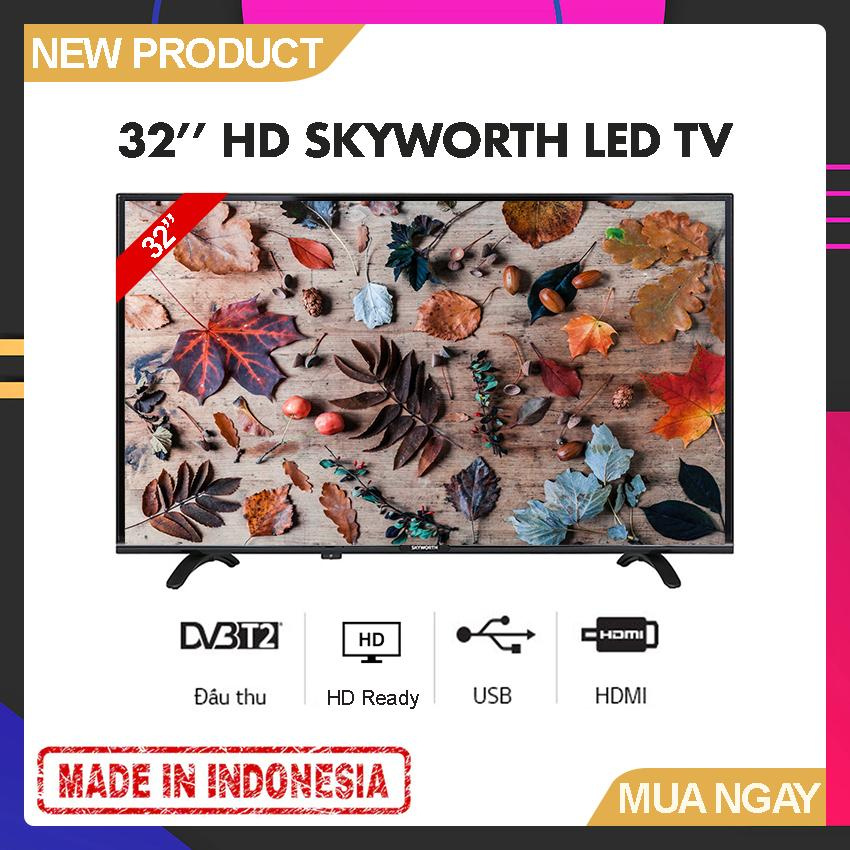 Bảng giá Tivi Led Skyworth 32 inch HD - Model 32TB2000 (HD Ready, Tích hợp DVB-T2) - Bảo Hành 2 Năm