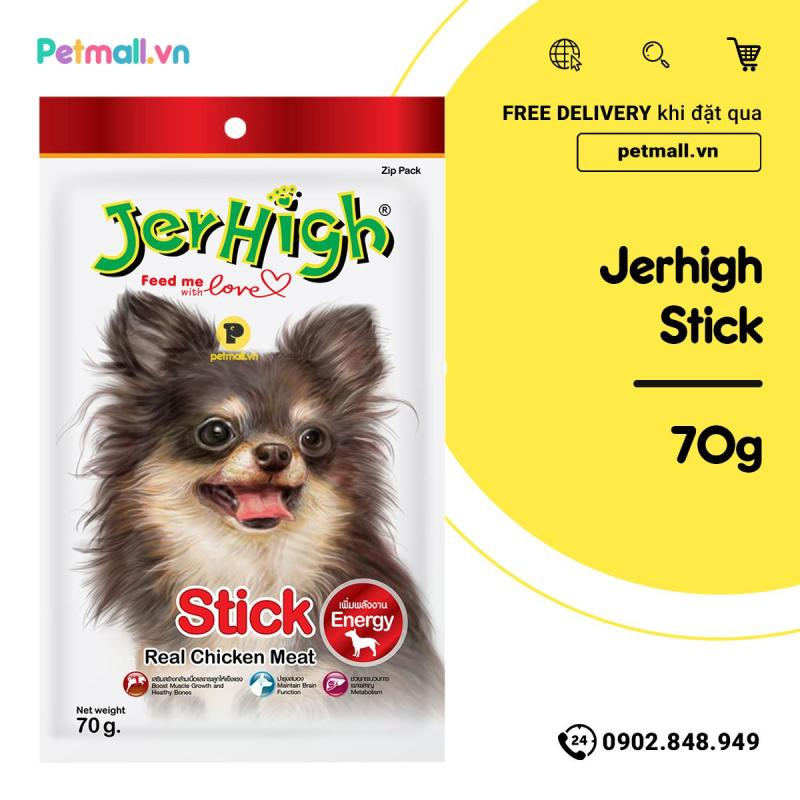 Snack Jerhigh Stick 70g