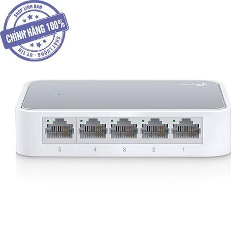Bộ chia mạng 5 cổng TP-LINK SF1005D Switch 5 port 10/100Mbps