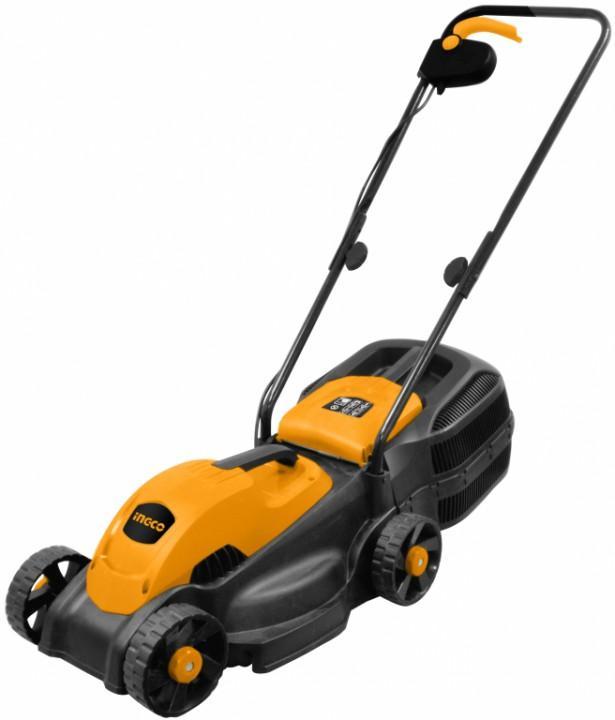 1600W Máy cắt cỏ làm vườn dùng điện 45L INGCO LM385