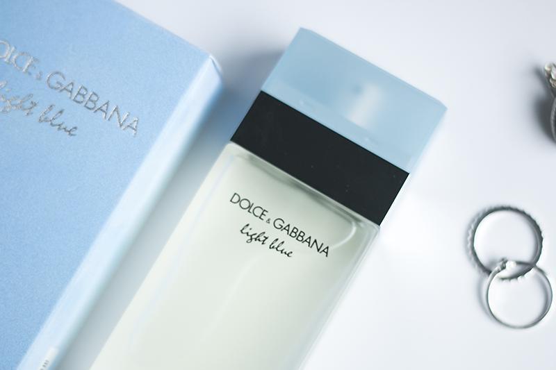 Nước hoa nữ D G Light Blue 100ML