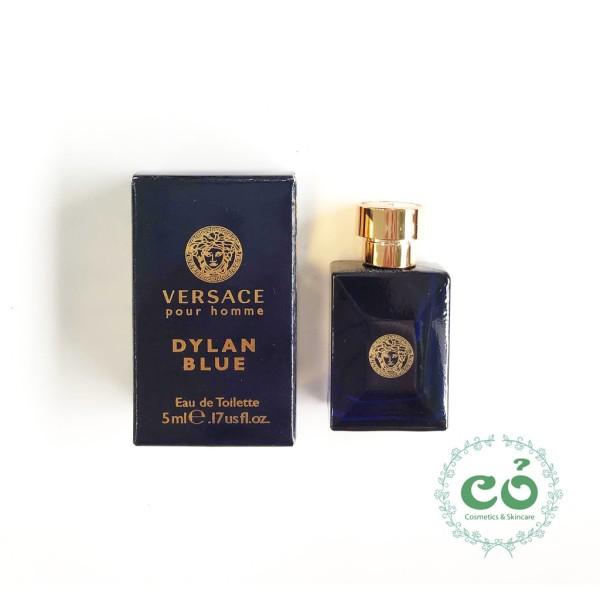 Nước hoa nam Versace Dylan Blue Pour Homme (mini 5ml)