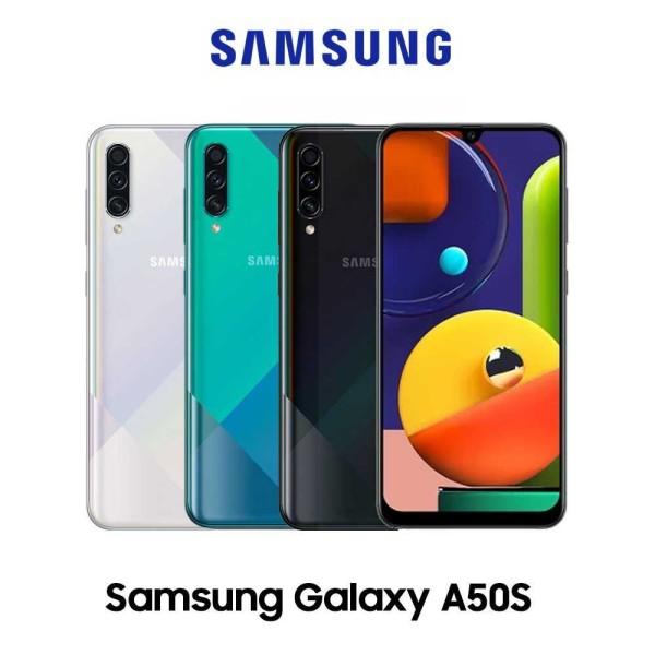 Điện thoại Samsung Galaxy A50s (4/64Gb) Pin 4000mAh có sạc nhanh- Fullbox giá tốt