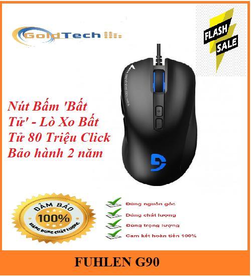 Giá Chuột Game Fulhen G90 Bảo Hành 2 Năm