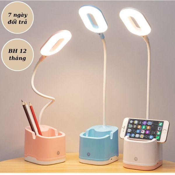 Bảng giá [ Bao Giá ] Đèn học thông minh chống cận đa năng điều khiển bằng cảm ứng pin lên đến 12 tiếng - DHTD01 - NHome.official