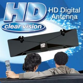 Anten truyền hình kỹ thuật số mặt đất DVB-T2 HD Clear Vision lắp đặt trong nhà nhỏ gọn bắt sóng khỏe nhất thumbnail