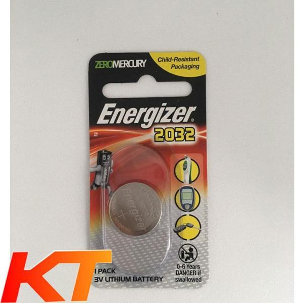 Bảng giá Pin CR2032 Energizer Lithium 3V (Pin cúc áo, Pin cmos..) Phong Vũ