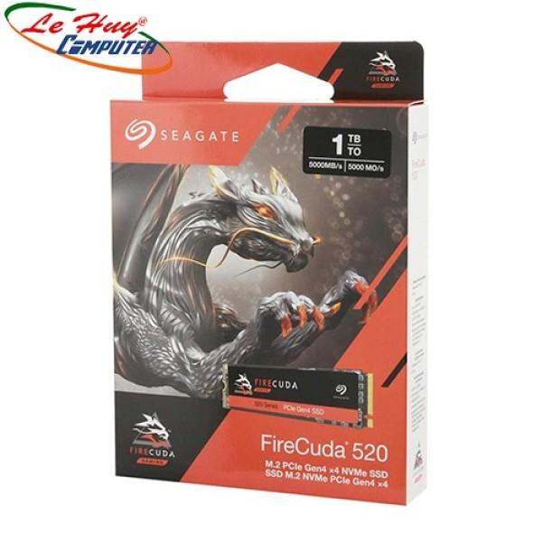 Bảng giá Ổ CứNg Ssd Seagate Firecuda 520 Gaming 1Tb M2 Nvme (Zp1000Gm3A002) Phong Vũ