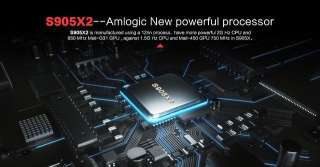 Android TV Box Magicsee N5 Max 2020 Chip S905X3 RAM 4GB Bộ nhớ eMMC 32GB Dual wifi 2.4/5GHz Bluetooth 4.1