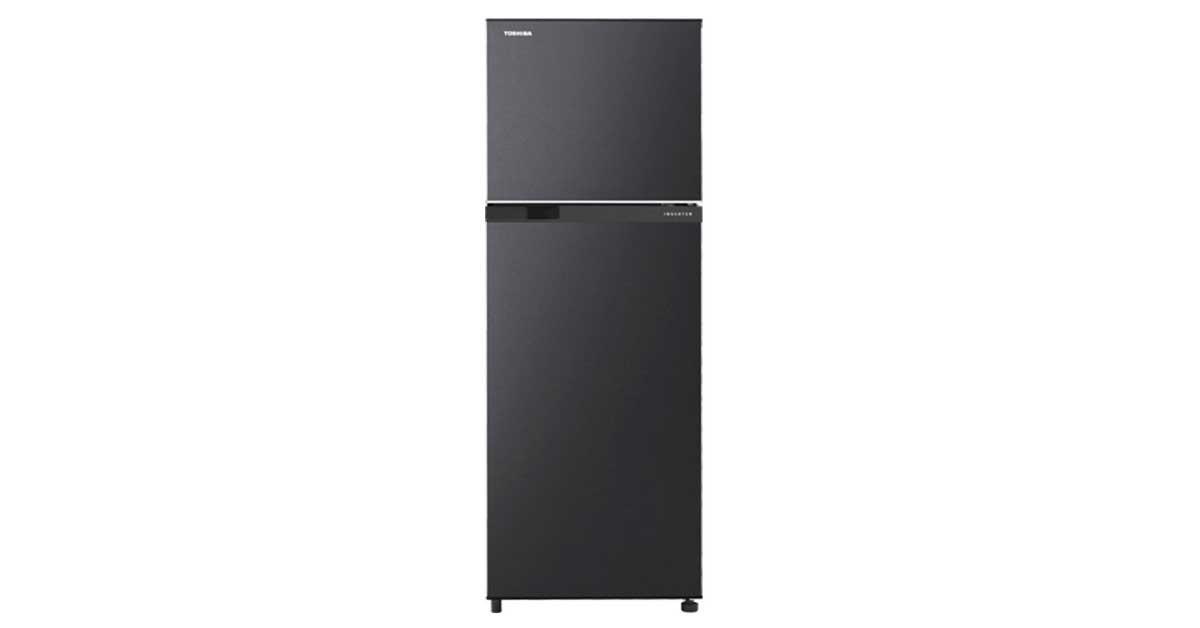 Bảng giá Tủ lạnh Inverter Toshiba GR-B31VU(SK) (Xám đậm), 253L - Công nghệ khử mùi Ag+ Bio - Hàng chính hãng