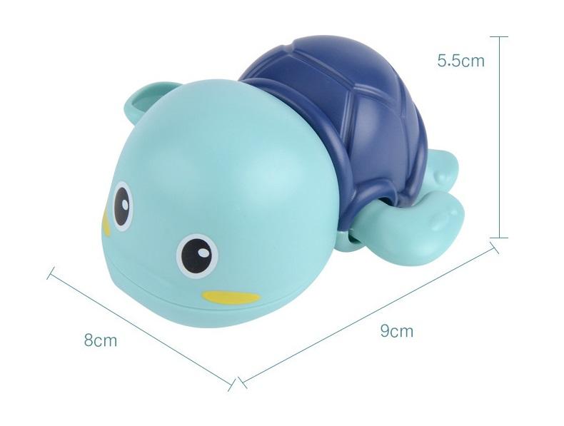 Rùa con mini tập bơi cùng bé - đồ chơi nhà tắm vui nhộn