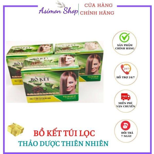 [Freeship+Quà 9k]Bồ kết túi lọc gội đầu thảo dược Huy Hoàn, Asimon Shop BKTD001,100% tự nhiên, sạch gầu hết  ngứa, sảng khoái, kích thích mọc tóc, mềm mượt.