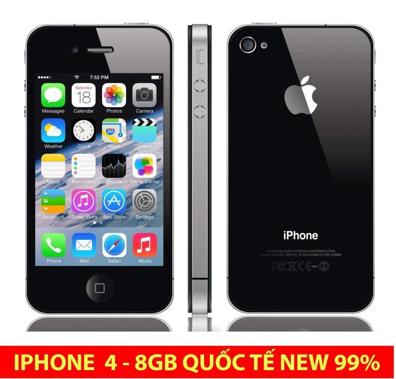 Điện Thoại cảm ứng Iphon 4 8GB QT giá rẻ