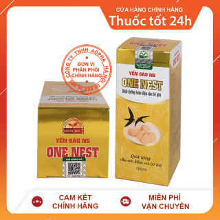 Yến sào One Nest - Dinh dưỡng toàn diện cho bé yêu thumbnail