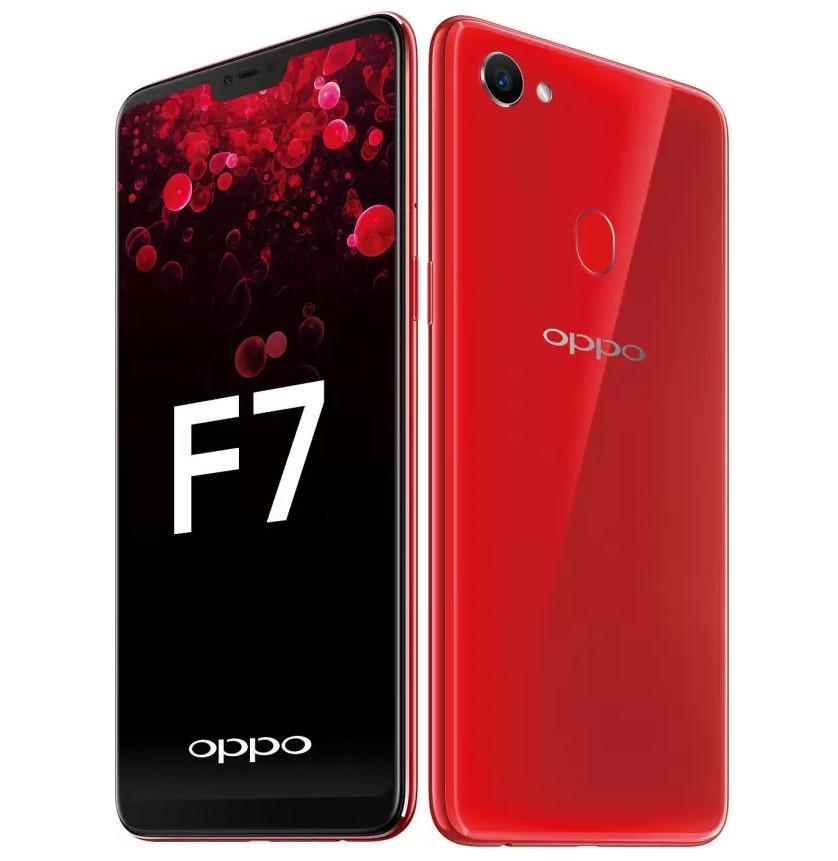 Điện thoại OPPOF7 fullbox giá rẻ tặng tai nghe buetooth