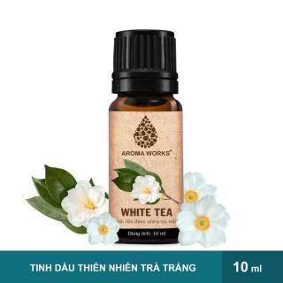 Tinh Dầu Thiên Nhiên Trà Trắng Aroma Works Essential Oil White Tea thumbnail