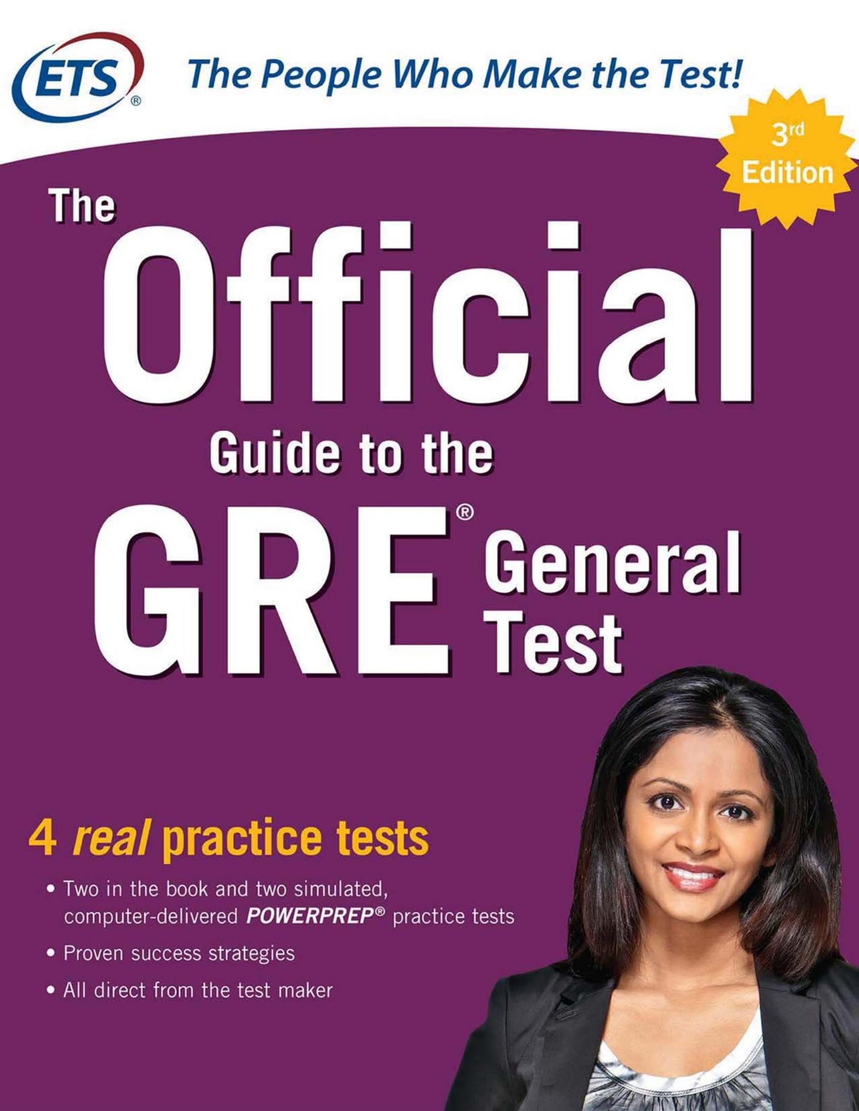 The Official Guide to the GRE General Test, Third Edition Nhật Bản