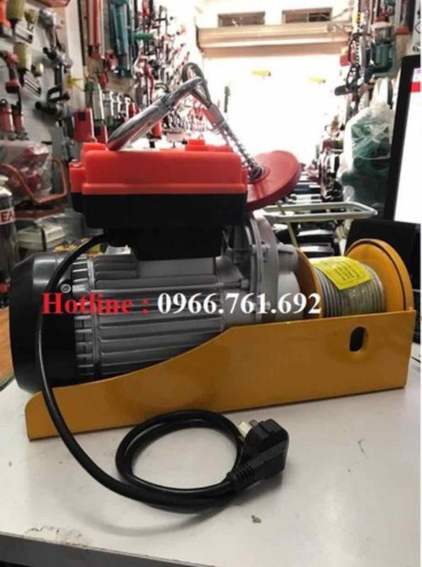 máy tời treo lắp điều khiển từ xa pa 600 - máy tời pa 600