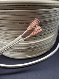 Dây loa Monster XP NW lõi 240 sợi đồng nguyên chất 2 lõi,1.5mm dài 8 mét (Trắng) thumbnail