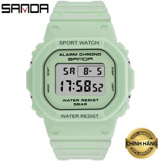 Đồng hồ Nữ thể thao SANDA ROXY, Thương hiệu Cao Cấp Của Nhật, Chống Nước Tốt thumbnail