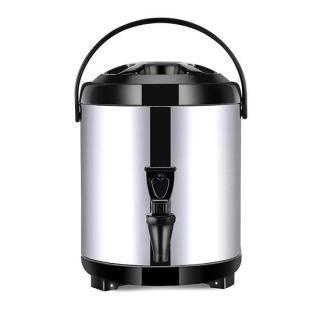 Bình ủ trà sữa giữ nhiệt lõi inox 304 cao cấp - Chất liệu Inox 304 - Thân bình được thiết kế hai lớp và cách nhiệt chân không thumbnail