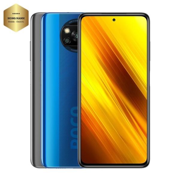 Điện Thoại Xiaomi Poco X3 NFC 6GB/128GB - Hàng Chính Hãng