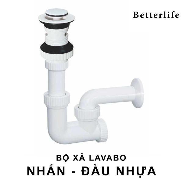 Bảng giá Bộ xả lavabo nhựa cao cấp Hùng Anh ( Lật ) và ( Nhấn ) cao cấp - BetterLife