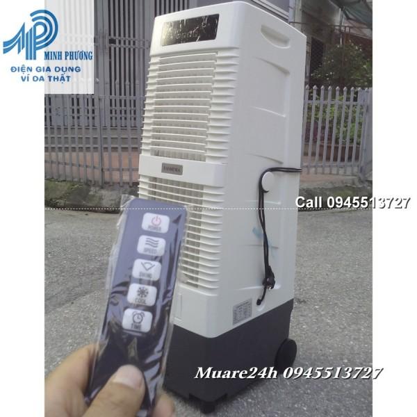 Bảo hành 12Tháng Quạt điều hòa Máy làm mát không khí quạt hơi nước 2 tầng MBC2000