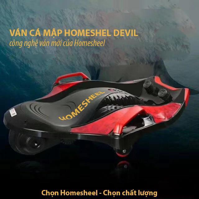 Mua Ván điện cá mập Homesheel Devil 2019_ Hàng chính hãng