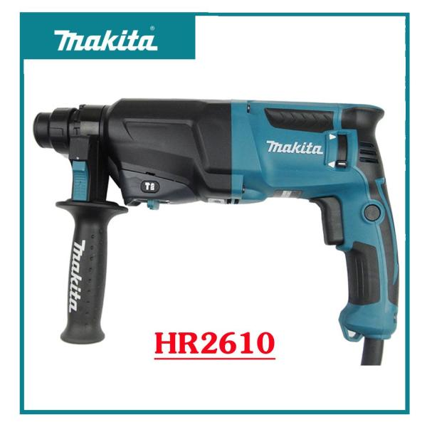 Máy khoan búa Makita HR2610 (Xanh phối đen)  800W