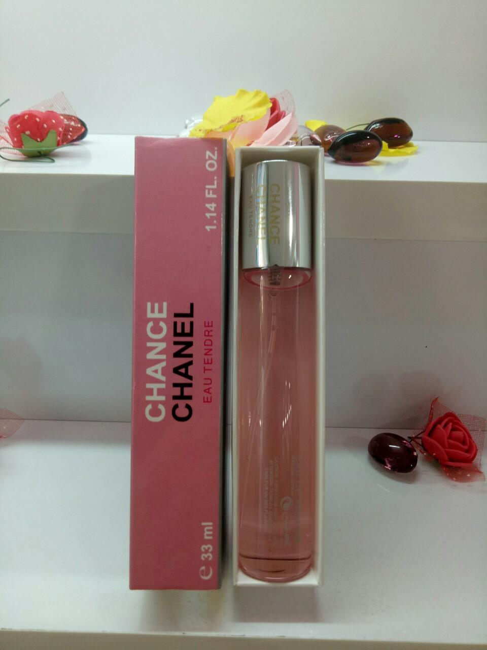 Nước Hoa Chance Chanel Eau Tendre 33ml