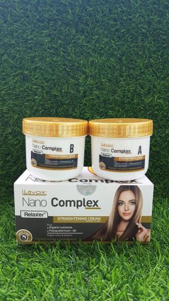 Bộ duỗi Lavox Nano Complex 150ml nhập khẩu
