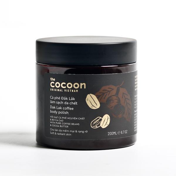 Tẩy Da Chết Cocoon Dak Lak Coffee Body Polish 200ml