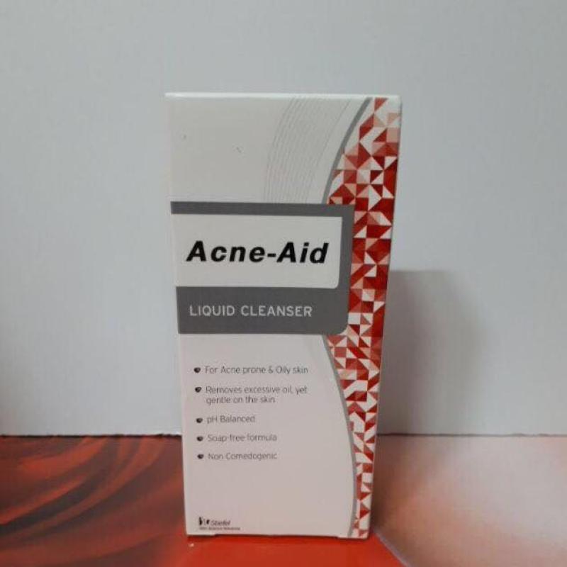 Acne -Aid Liquid Cleanser: sạch da - ( 100ml )