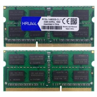 Bộ Nhớ Máy Tính Xách Tay DDR3L 1866MHZ 4GB 1.35V 204Pin Sdram Ram Sodimm thumbnail