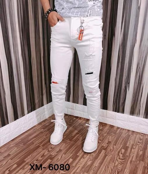 Quần Jeans Nam Rách