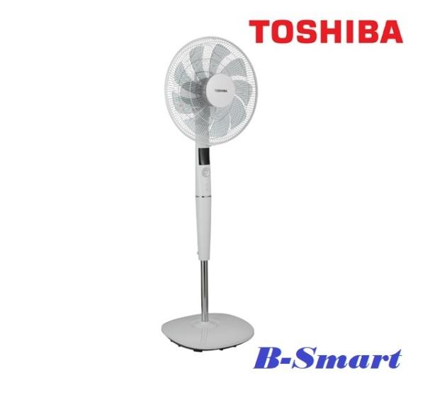 Quạt đứng remot Toshiba F-LSD30(W)VN