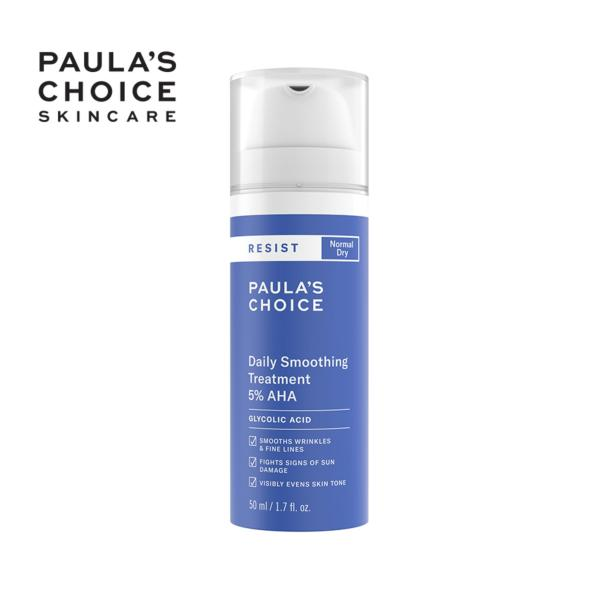 Dung dịch làm mềm da Paula's Choice RESIST Daily Smoothing Treatment With 5% AHA 50 ml tốt nhất