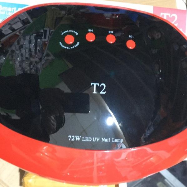 Máy hơ gel T2 72W giá rẻ