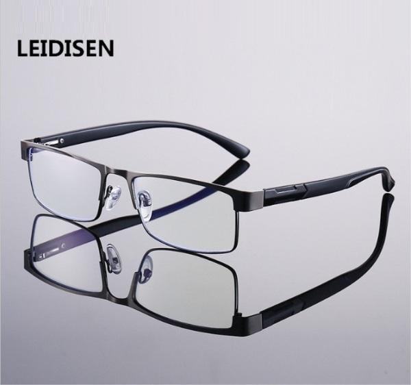 Mua Kính lão thị kính viễn thị tròng lắp sẵn độ +1.00 đến +4..00 cực sáng và rõ chống mỏi khi đeo lâu