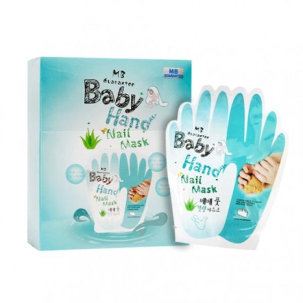 Mặt nạ Ủ Da Tay Baby Hand Nail Mask( 1 miếng) cao cấp
