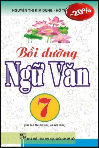Sách Bồi Dưỡng Ngữ Văn 7 - Newshop