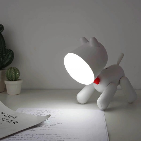 🐕 Đèn Ngủ Con Chó Con